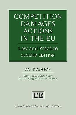 Competition Damages Actions in the EU