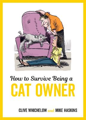 How to Survive Being a Cat Owner