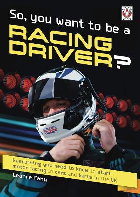 So, You want to be a Racing Driver?