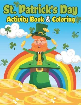 St. Patrick's Day Activity Book & Coloring