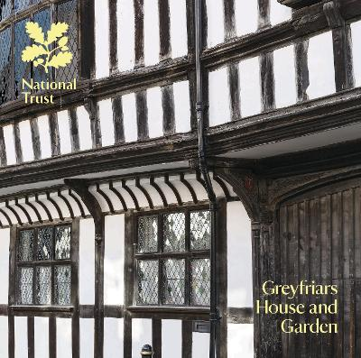 Greyfriars House and Garden, Worcestershire