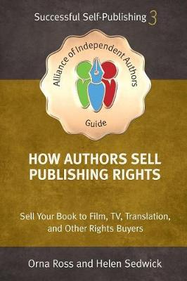 How Authors Sell Publishing Rights