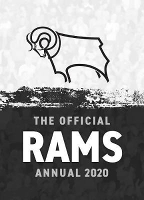 Official Derby County FC Annual 2020