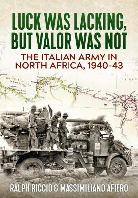 The Italian Army in North Africa, 1940-43