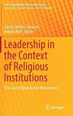Leadership in the Context of Religious Institutions