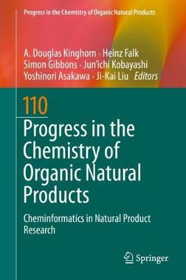 Progress in the Chemistry of Organic Natural Products 110