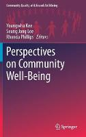 Perspectives on Community Well-Being