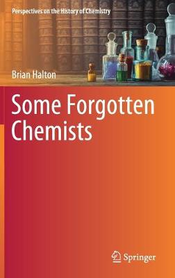 Some Forgotten Chemists