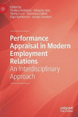 Performance Appraisal in Modern Employment Relations