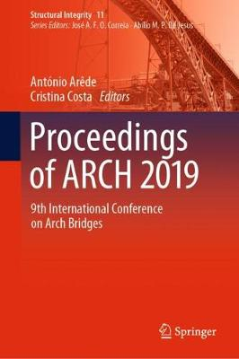 Proceedings of ARCH 2019