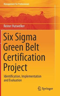 Six Sigma Green Belt Certification Project
