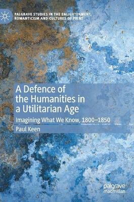 A Defense of the Humanities in a Utilitarian Age