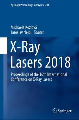 X-Ray Lasers 2018