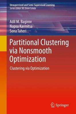 Partitional Clustering via Nonsmooth Optimization