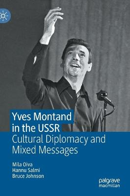 Yves Montand in the USSR
