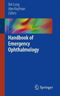 Handbook of Emergency Ophthalmology