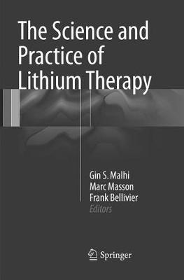 The Science and Practice of Lithium Therapy