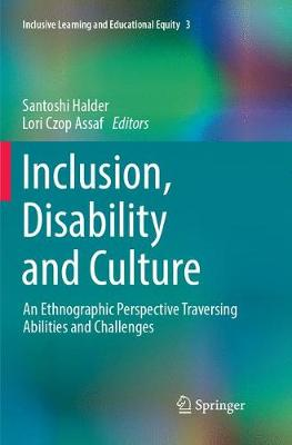 Inclusion, Disability and Culture