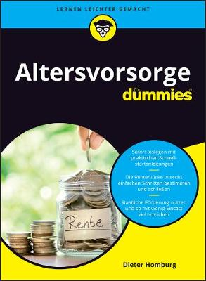 Altersvorsorge fur Dummies