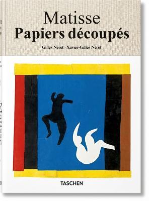 Henri Matisse. Les Papiers Decoupes. Dessiner Avec Des Ciseaux