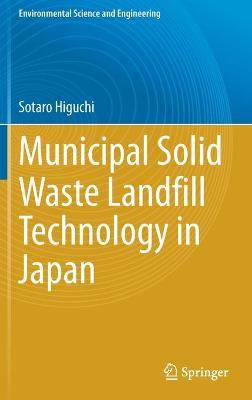 Municipal Solid Waste Landfill Technology in Japan