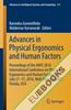 Advances in Physical Ergonomics and Human Factors