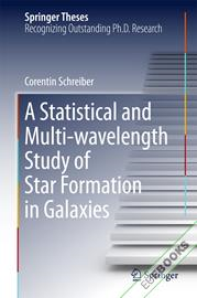 A Statistical and Multi-wavelength Study of Star Formation in Galaxies