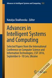 Advances in Intelligent Systems and Computing