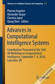Advances in Computational Intelligence Systems