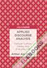 Applied Discourse Analysis