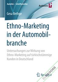 Ethno-Marketing in der Automobilbranche